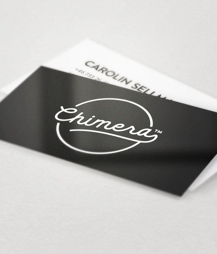 Chimera Studio Logo